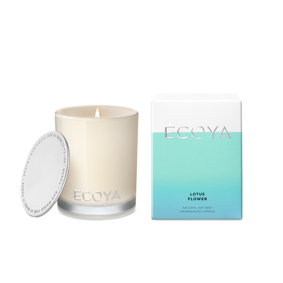 Ecoya Mini Madison Jar Candle - Various Fragrances