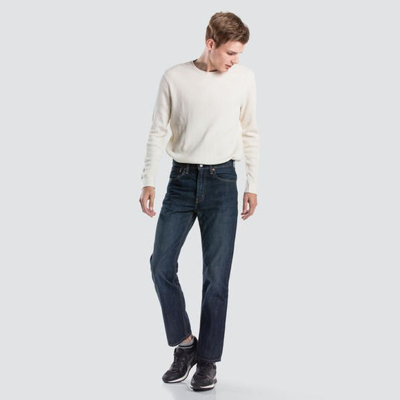 Levi's 516 Straight Fit Jeans - Dark Petrol