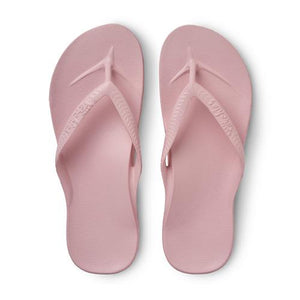 Archies Arch Support Thongs - Pink