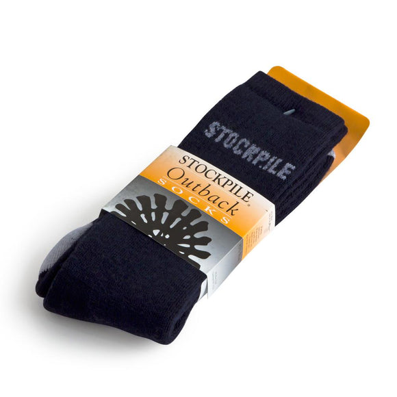 Stockpile Outback Socks - Men's 11 - 14