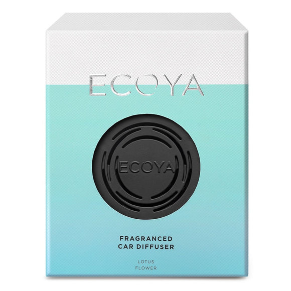 Ecoya Fragranced Car Diffuser