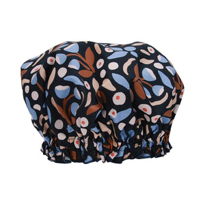Annabel Trends Fabric Shower Cap - Wild Flower