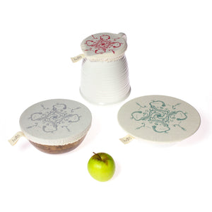 Halo Set of 3 Variety Dish Covers - Utensils