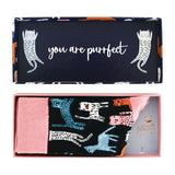 Annabel Trends Boxed Socks – You Had Me At Meow