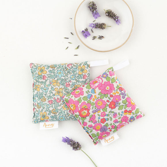 Anna's of Australia Liberty Print Lavender Sachet - Assorted Designs