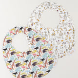 Anna's of Australia Liberty Print Airlie Bib - Assorted Designs