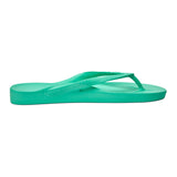 Archies Arch Support Thongs - Mint