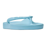 Archies Arch Support Thongs - Sky Blue