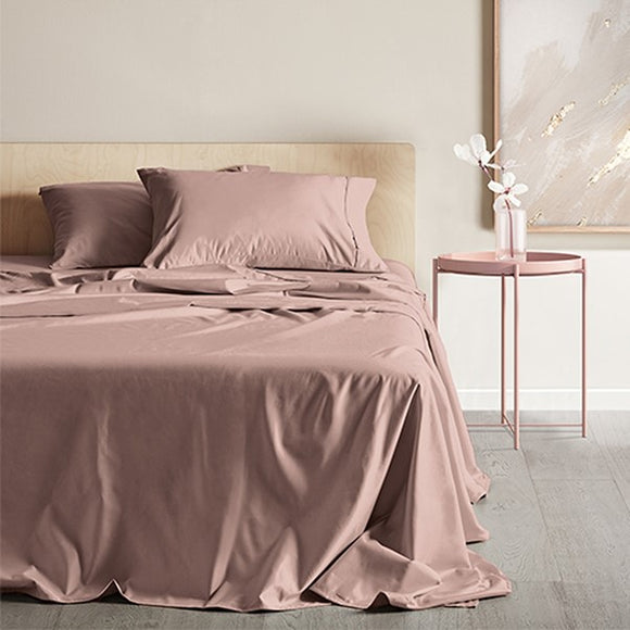 Canningvale Egyptian Royale Sheet Set - QB - 2 Colours