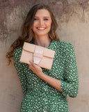 Louenhide Perla Putty Clutch
