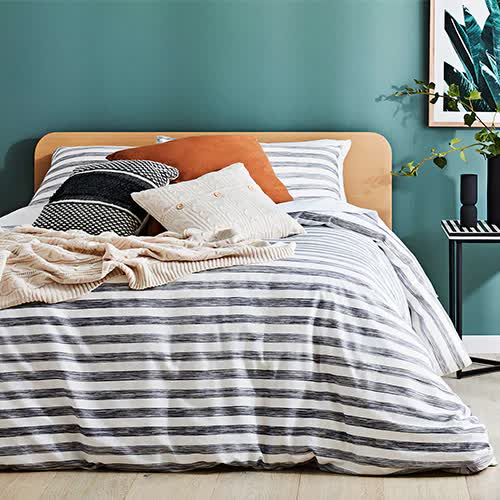 Canningvale Remo Quilt Cover Set - QB