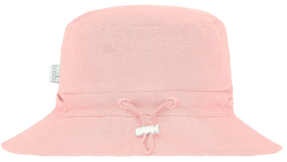 Toshi Sunhat Olly - Dusty Rose - The Linen Cupboard
