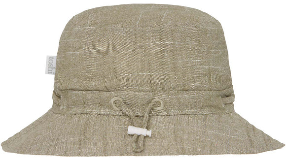 Toshi Sunhat Olly - Olive - The Linen Cupboard