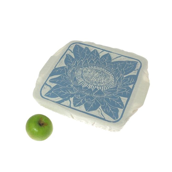 Spaza Square Dish and Casserole Cover - Protea