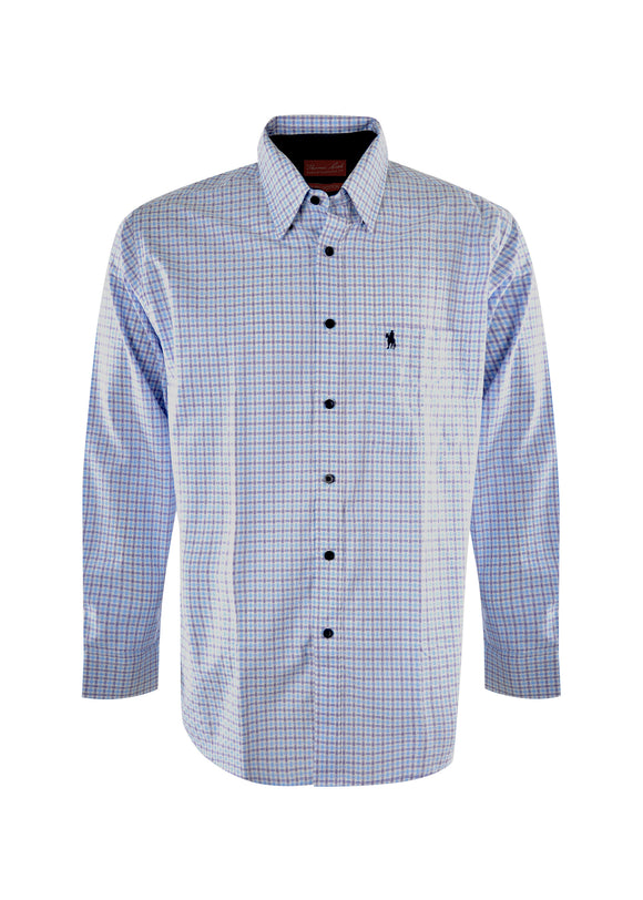 Thomas Cook Mens Clayton Check Shirt