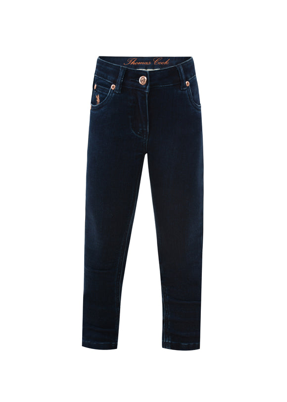 Thomas Cook Girls Angel Denim Slim Leg Jeans
