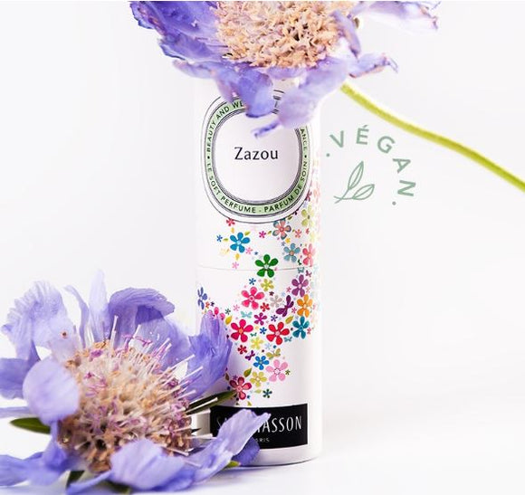 Sabe Masson Solid Soft Perfume - Zazou