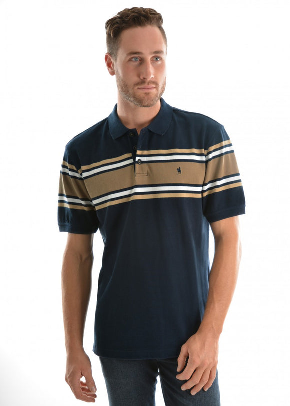 Thomas Cook Mens Bakers Polo - 2 Colours