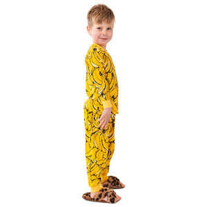 Kip & Co Bananas L/S Top & Pant Set