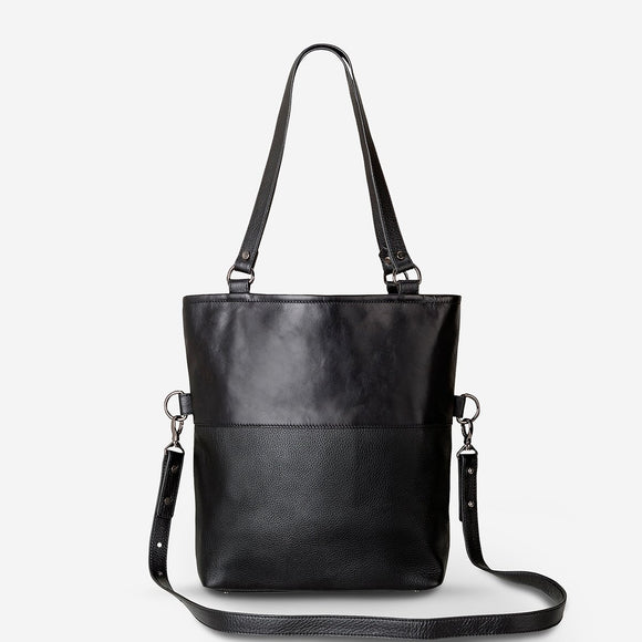 Status Anxiety Wasteland Bag Black