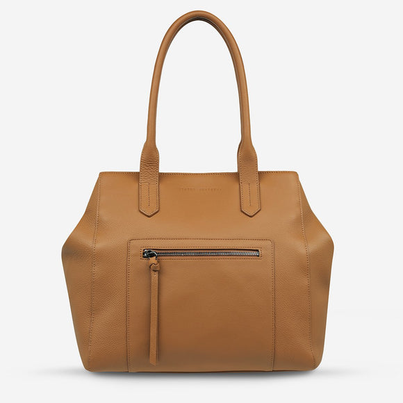 Status Anxiety Abandon Tote - Tan