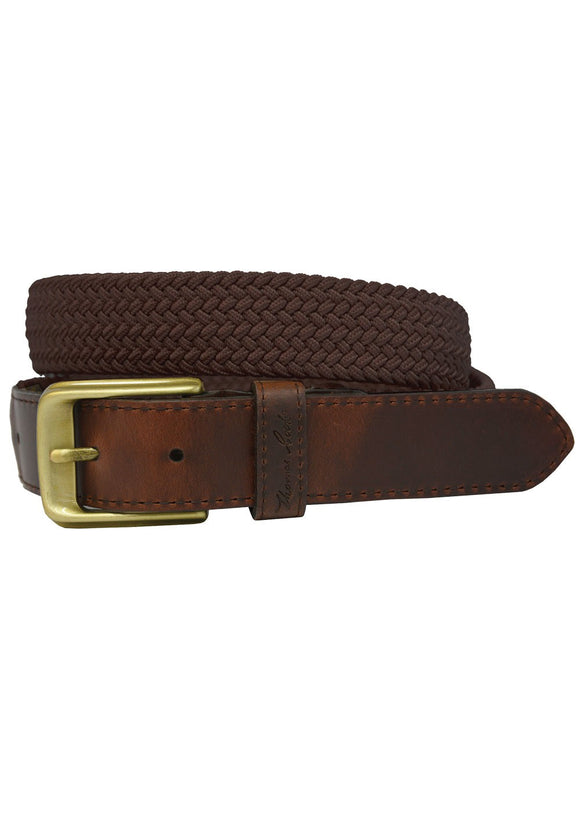 Thomas Cook Comfort Waist Belt Brown