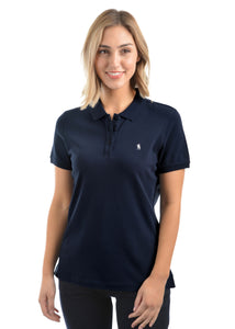 Thomas Cook Classic Stretch Polo - Navy