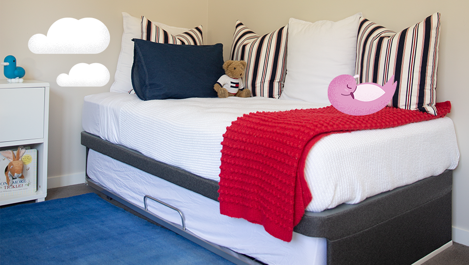 Is it time to move my toddler into their 'big kid bed ...