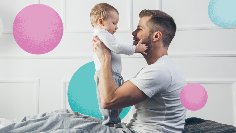 Being a dad beyond the nappy change
