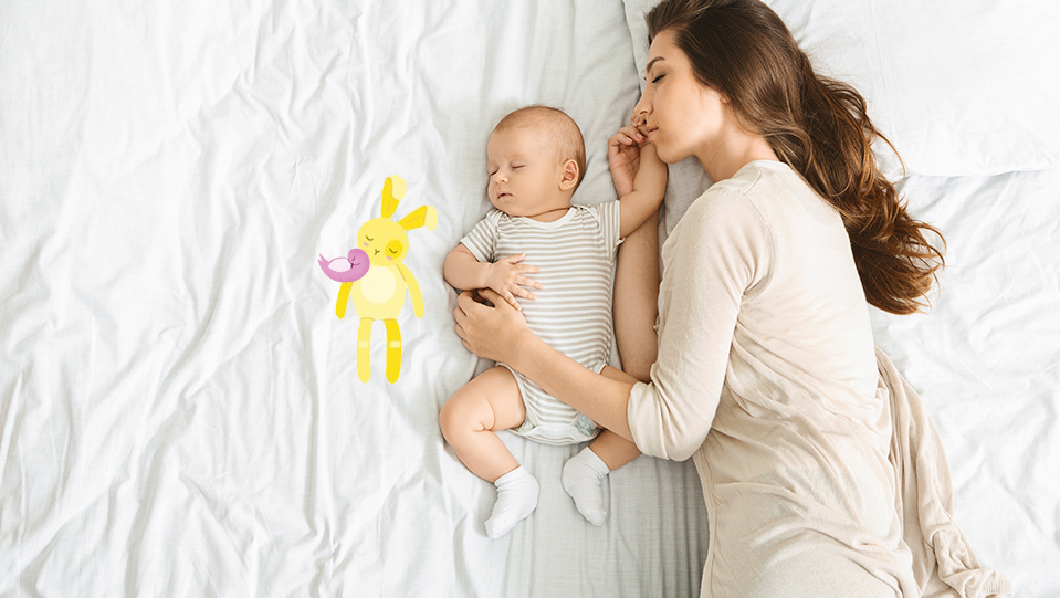 Co-sleeping, bed-sharing and room-sharing; what you need to know