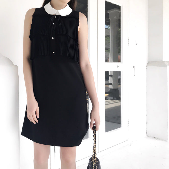 Hayden Collar Dress