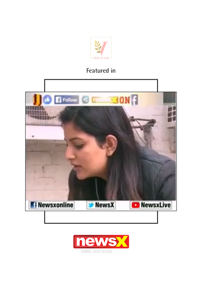 House of Vian featured on NewsX