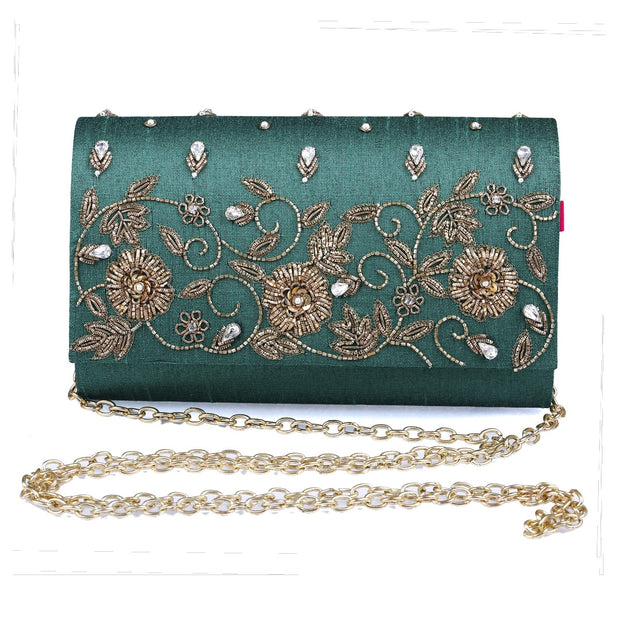 Heirloom Clutch