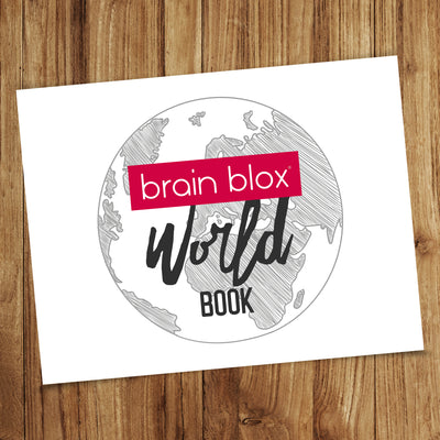 Brain Blox World eBook