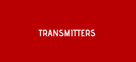 Wireless Pager Transmitters