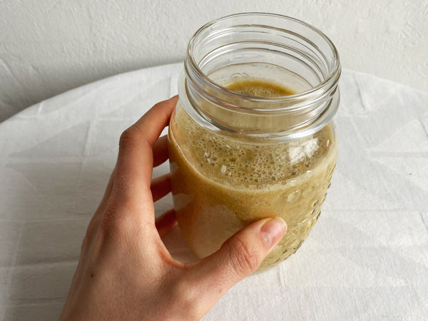 Regenerating Vitamin A smoothie