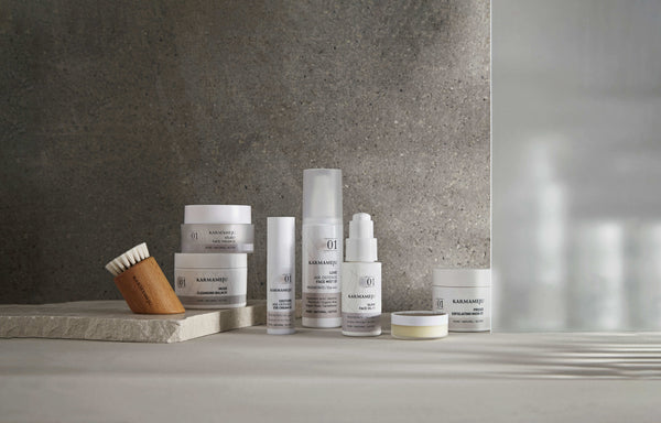 Which face care range should I choose?