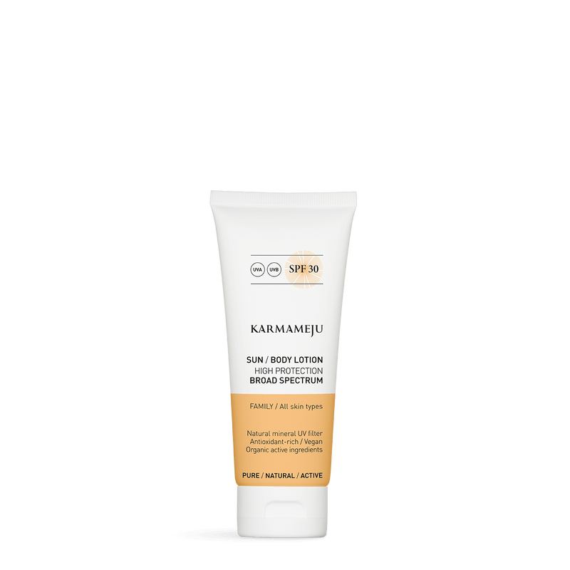 BODY SUNSCREEN / SPF 30 - Travel Size