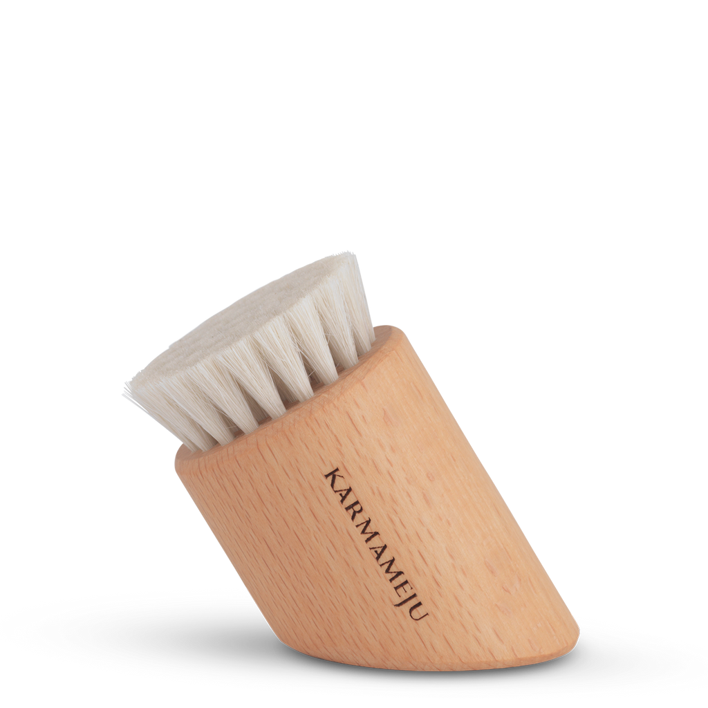 Natural Face Brush Gentle Exfoliation For Your Skin