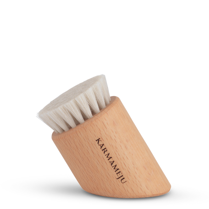 Karmameju Face Brush, RENEW, 1 piece