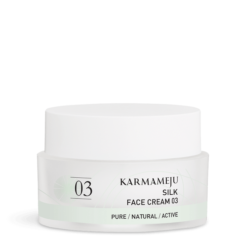Karmameju Face Cream, SILK, 50 ml
