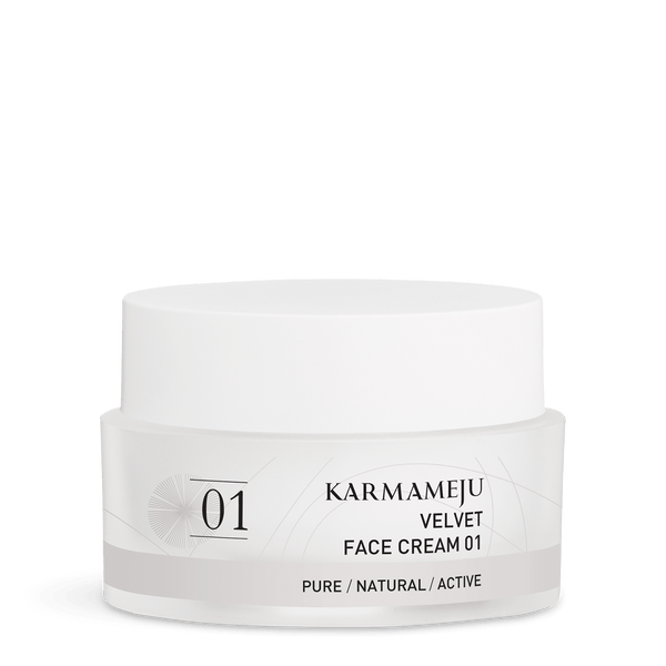 Karmameju Face Cream, VELVET 01, 50 ml