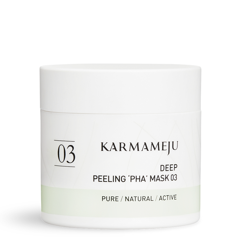 Karmameju Peeling Mask, DEEP 03, 65 ml