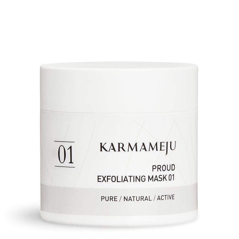 Karmameju Exfoliating Mask, PROUD 01, 65 ml