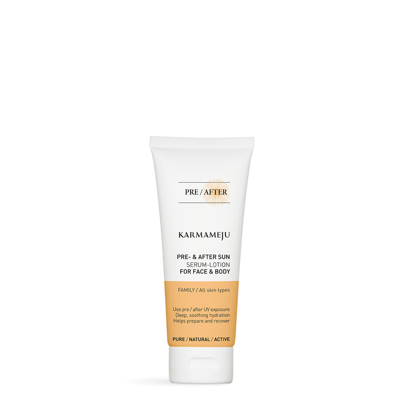 AFTER SUN Serum-lotion - Travel Size