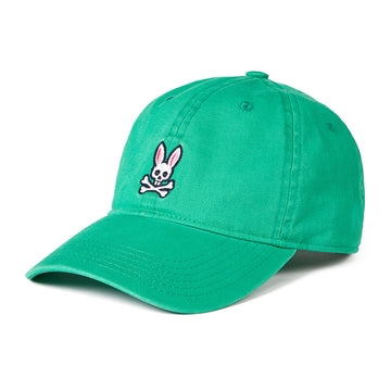Sun Bleached Island Green Cap by Psycho Bunny