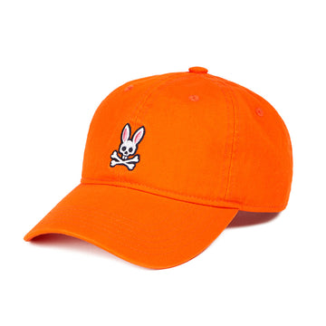 Psycho Bunny Orange Cap