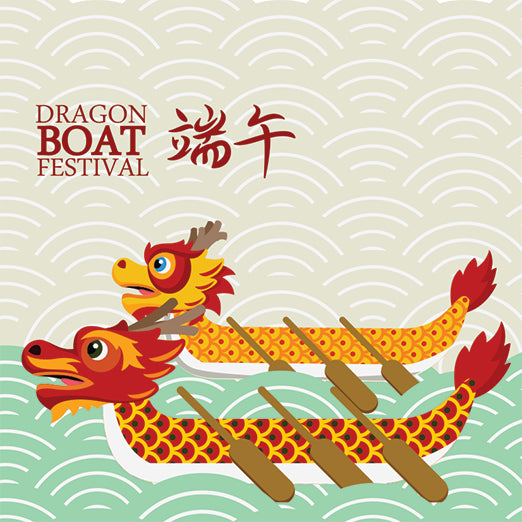 Library Dragon Boat Festival Storytime on 15 June 2019 @ 10-10.30am