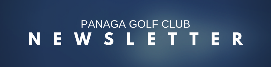 Panaga Golf Club Newsletter - Issue 2