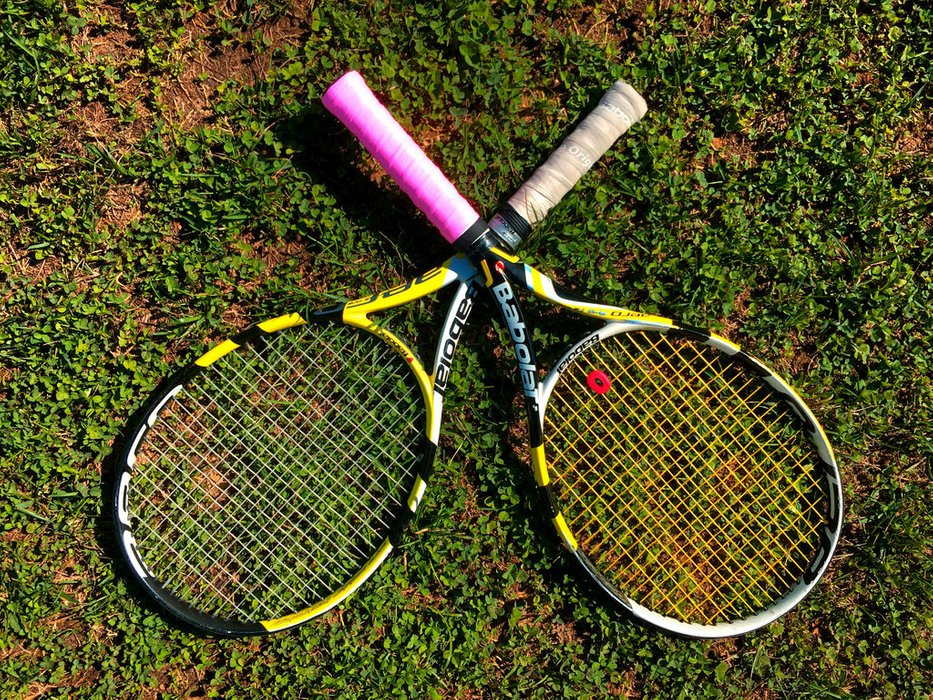 Panaga Tennis Club Rusty Rackets (3/11 & 10/11/2018)